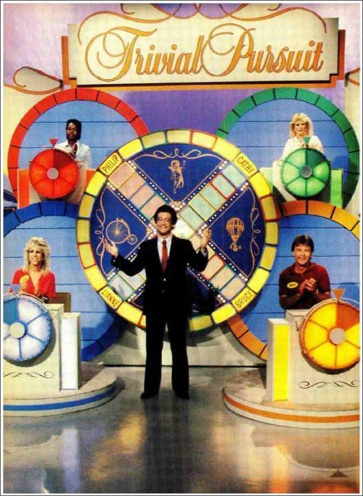 Trivial Pursuit '88 promotional image.