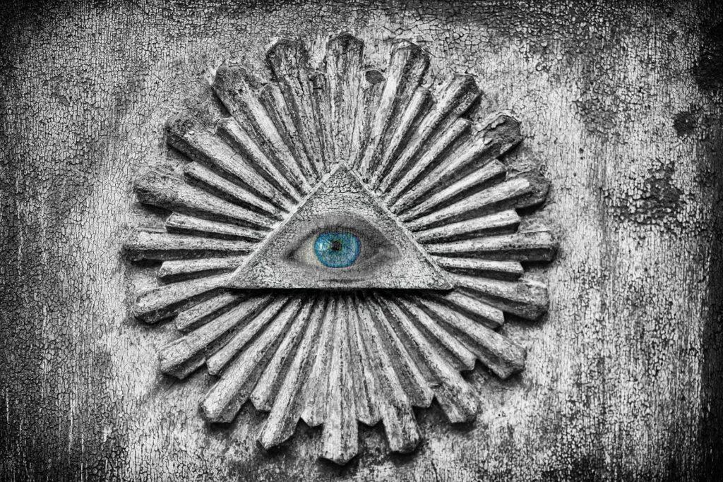 Stone illuminati logo