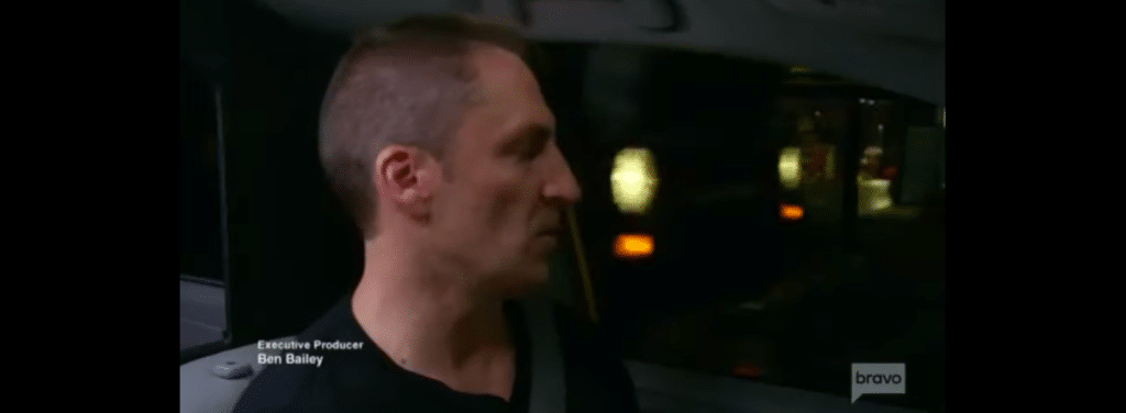 Male contestant on Cash Cab