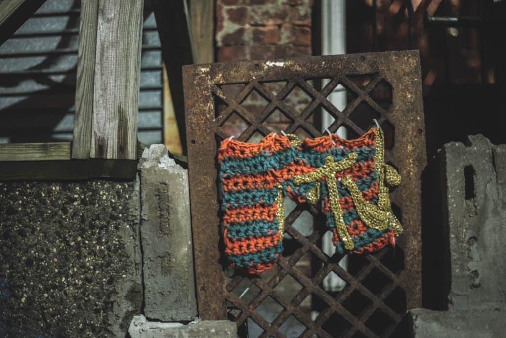 Knit MTV logo