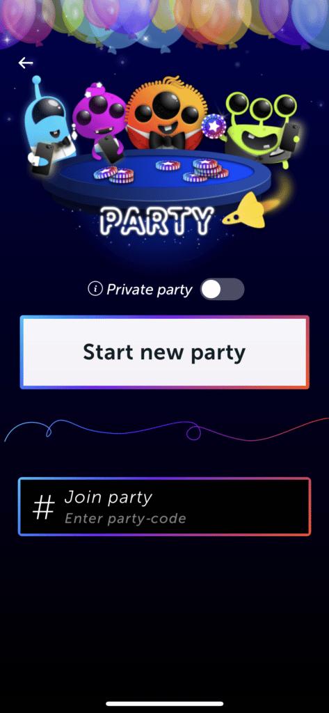 Fig 2. Screenshot taken by Anastasia Voloshina from the app Quiz Planet, LOTUM one GmbH, 2021.