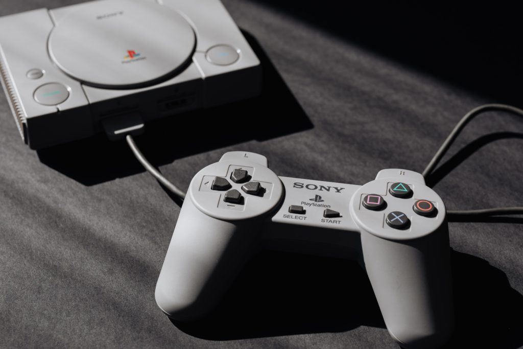 Sony Playstation 1 Console