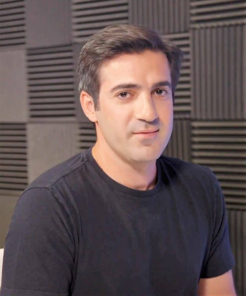 Rus Yusopov, co-founder of HQ Trivia.