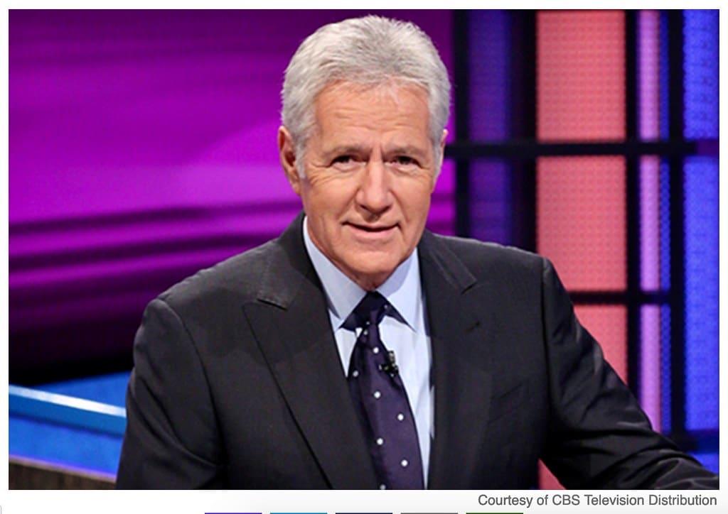 Iconic Jeopardy! host Alex Trebek
