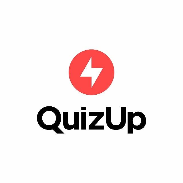 Official QuizUp trivia app logo