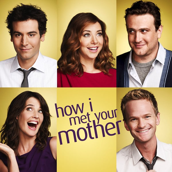 Official imagery for the television series How I Met Your Mother.